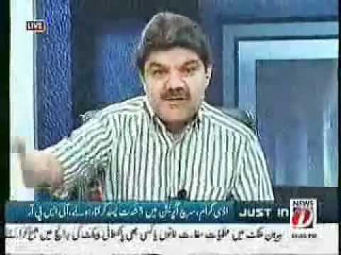 Pakistani Minister Qamar Zaman Kaira Scandal with an Indian Dancer Mujra