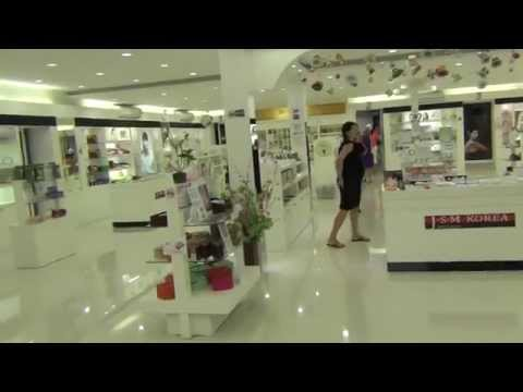 ПХУКЕТ 2014   САЛОН КОРЕЙСКОЙ КОСМЕТИКИ    PHUKET 2014 SALON Korean cosmetics