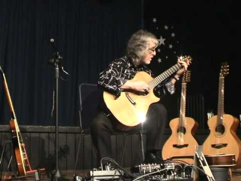Gordon Giltrap plays 'Daisy Chain' 2011