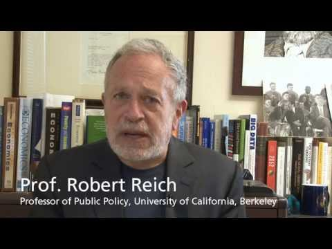 Robert Reich on the UK Economy