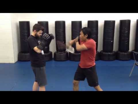 Filipino Martial Arts | Sayoc Kali Hawk Punyo Drill Image 1