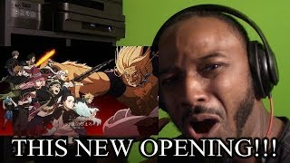 THIS NEW OPENING!!! Black Clover Episode 40 *Reaction/Review*