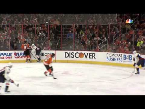 Washington Capitals vs Philadelphia Flyers 22.02.2015