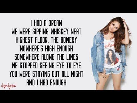 It Ain't Me - Kygo, Selena Gomez (Lyrics)