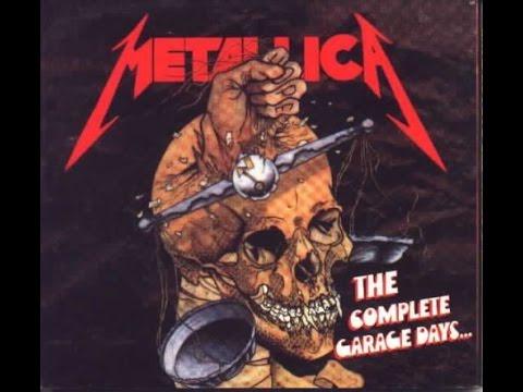 The Complete Garage Days  Metallica Full Album