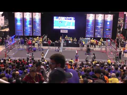 2014 Curie Division FRC Champs – Qualification Match 141