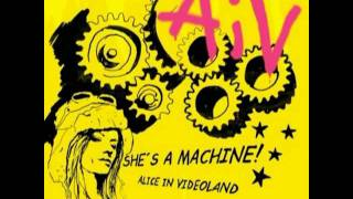 Alice In Videoland - We Are Rebels