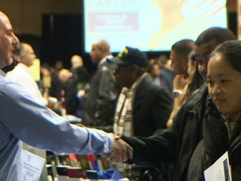Job fair aims to help veterans find employment