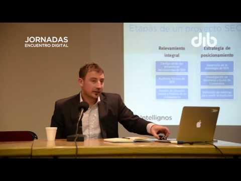 """Mejores prácticas SEO Google (Intellignos) - Jornadas """"Encuentro Digital"""" - Agencia DIB 2015"""