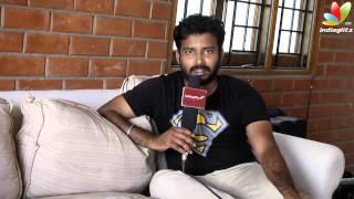 Attakathi - Attakathi Dinesh on Thirudan Police Movie | Interview | Iyshwarya Rajesh, Yuvan Shankar Raja