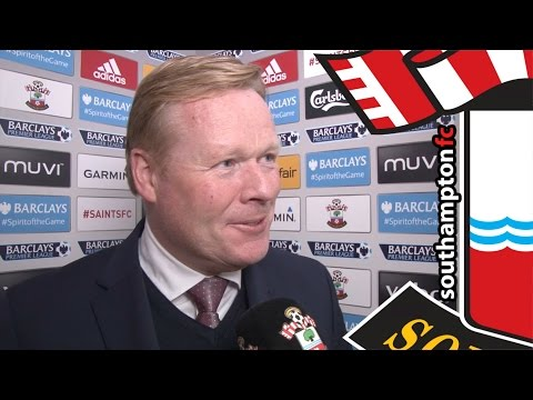 Koeman hails amazing comeback against Liverpool