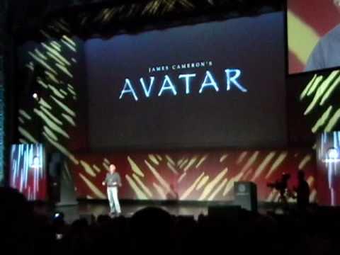 James Cameron Talks Avatar, E3 2009 (Part 1 Of 2)