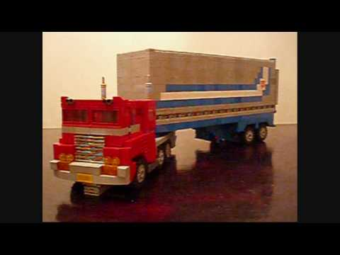 OPTIMUS PRIME VER. 5. A Lego Transformers Creation