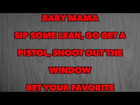Kendrick Lamar - Lust (Full Song Lyrics)