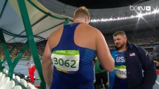 قوى: ذهبية ورقم قياسي أولمبي للأميركي كروزر