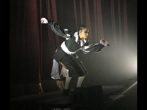 Download FKA twigs - Tap Dance Intro - MAGDALENE Live at Alexandra Palace London Mp4 baru