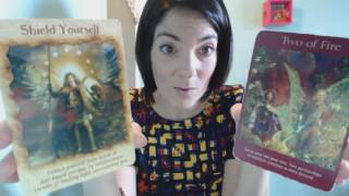 AQUARIUS weekly Angel Reading November 21-27, 2016