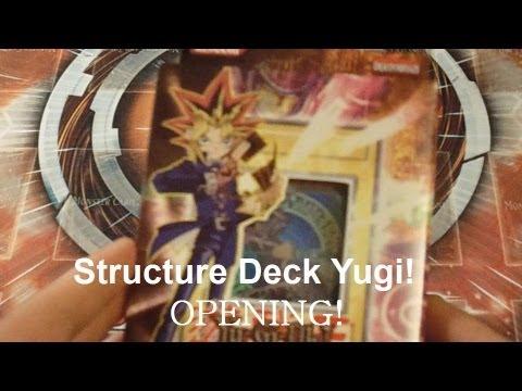 Yugioh Yugi Starter Deck Opening Starter Deck Yugi Opening