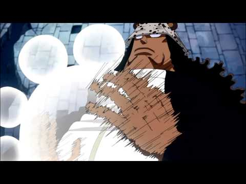 One Piece Sound Effects - Ursus Shock video