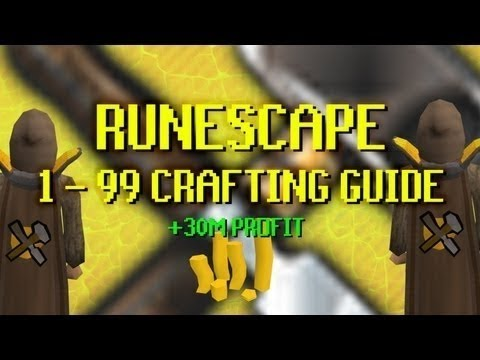 Rsps 1-99 crafting guide 2013