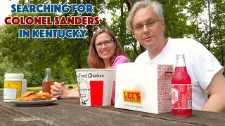 Searching For Colonel Sanders In Kentucky KFC Episode #2 || Glen & Friends Cooking