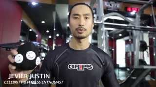 Training Mask Indonesia - Jevier Justin (Celebrity & Fitness Enthusiast)