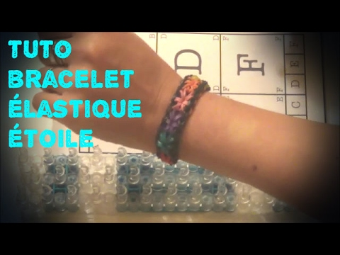 bracelet elastique etoile videolike. Black Bedroom Furniture Sets. Home Design Ideas