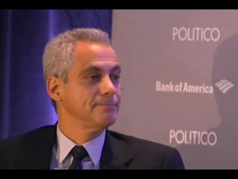 Rahm Emanuel Furious After Vacation Plans Revealed (VIDEO)