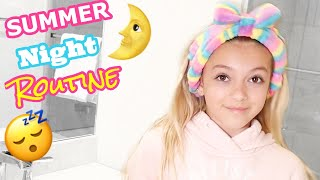 Night Time Routine | Get Unready with me | Coco Quinn