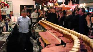 Chuyen la - Domino beer - 100 Sake Bomb Dominoes