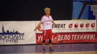 Khalipsky Cup 2016 - Day 3 [Belarus vs. Turkey] 2