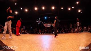 Bboy Junior & Bboy Mounir vs. Bboy Morris & Bboy Lilou | Battle Original Floor | 2on2 Final Battle