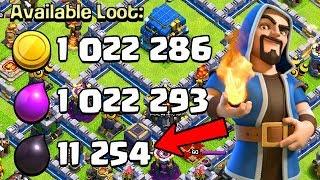 11,000+ DARK ELIXIR in ONE RAID!  TH12 Farm to Max | Clash of Clans