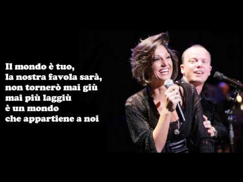 Gigi D'Alessio e Anna Tatangelo – IL MONDO E' MIO + testo