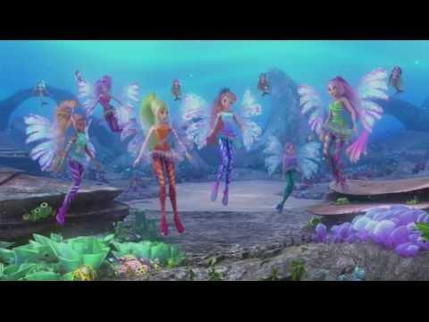 "Winx Club Season 5 Beyond Believix Episode 13 ""Sirenix"" HQ"