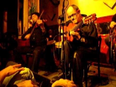 Ara Malikian y José Luís Montón - Café Central 03.01.07.MOV