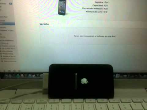 Restaurar o actualizar ipod 4. 3. iphone 3gs. 4 (LEGALES) y jaibreak untethered 4.3.1