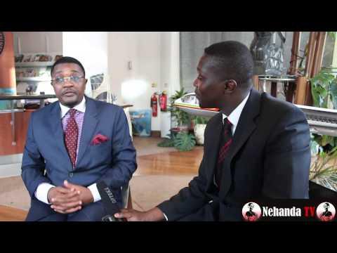 Tourism Minister Walter Mzembi on Nehanda TV