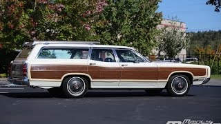 1969 Ford Country Squire Wagon