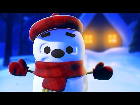 Little Snowflake | Kids Songs | Super Simple Songs