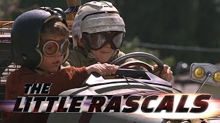 Little Rascals as Furious 7 - Trailer Mix