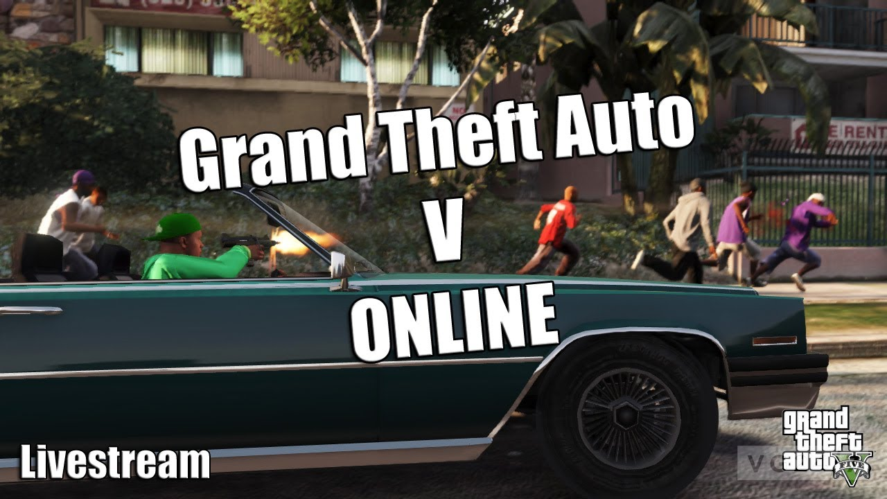 grand theft auto online youtube