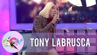 GGV: Vice Ganda tries to contain himself in front of Tony