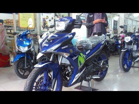 All New Yamaha MX King Movistar