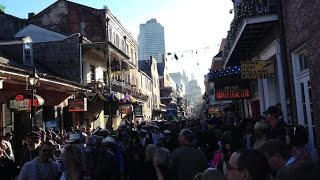 [Mardi Gras Weekend in New Orleans] Video