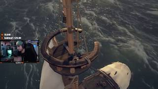 Summit Sneaks On Enemy Ship & Trolls Players For 1 Hour Straight