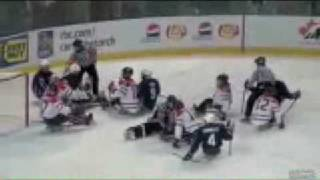 Hockey Cripple Fight