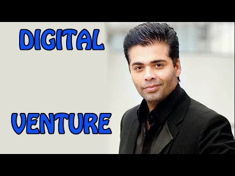 Karan Johar Talks About His New Digital Upcoming Venture | EXCLUSIVE