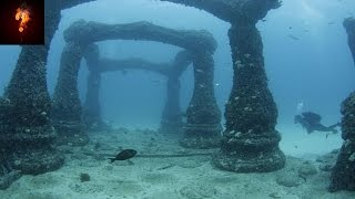 Lost City of Atlantis Found in North Sea? (Video)