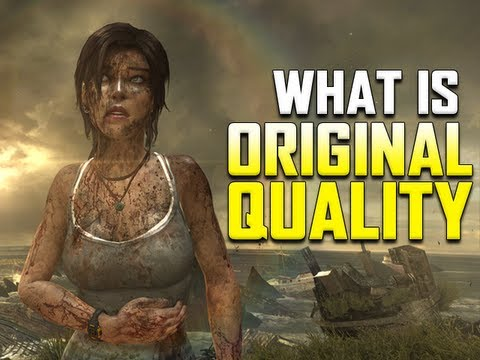 What is ORIGINAL quality? How to get the best quality on youtube!